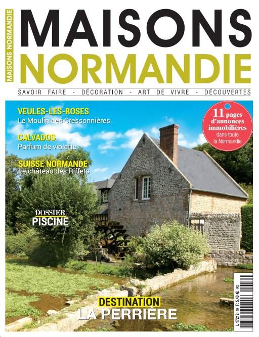 magazine maisons normandie