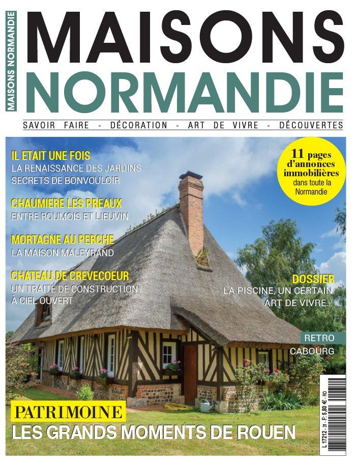 Maisons Normandie Numéro 31