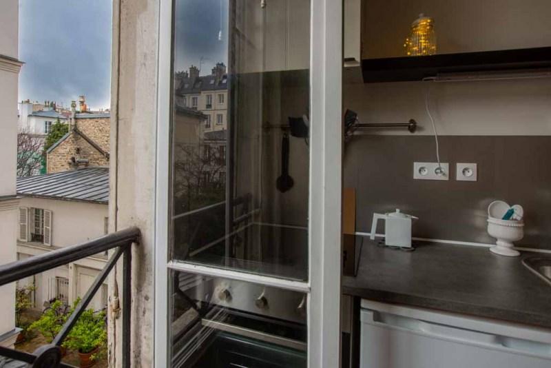 France, region ile de France, Paris 14e arrondissement, 31 avenue du général Leclerc,