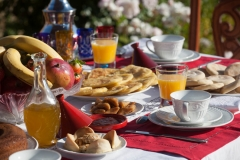 Afrique du nord, Maroc, marrakech, zaraba, villa hana, maison d'hotes,